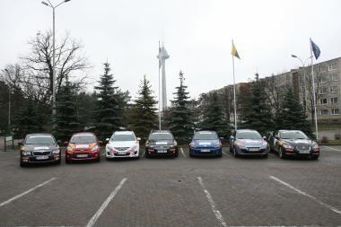 """Įvardinti konkurso """"Metų automobilis 2009"""