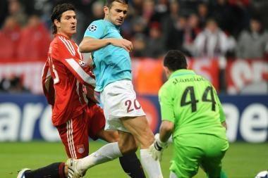 Rumunijos klubo futbolininkai mušė įvarčius sau