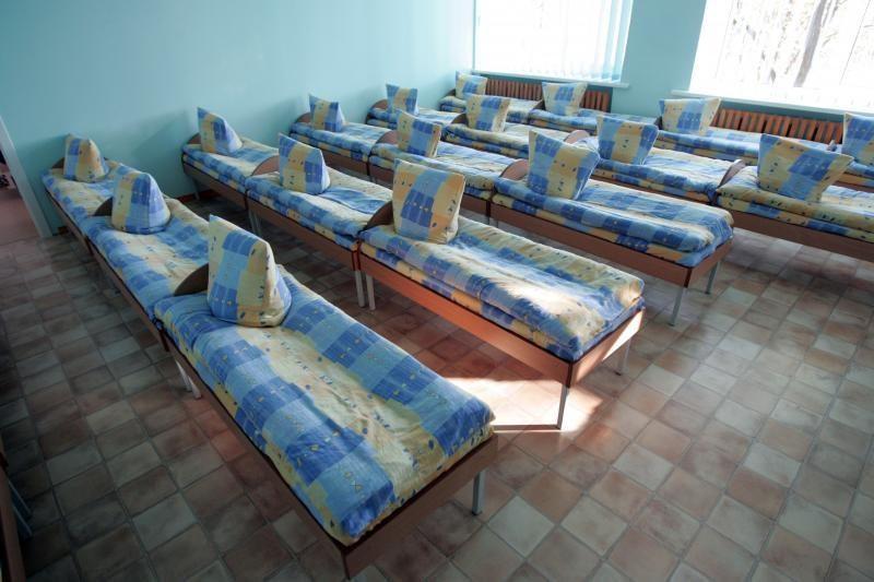 Peršalimo ligos uostamiestyje ištuštino darželius