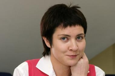 Vaiko teisių apsaugos kontrolierė - E.Žiobienė