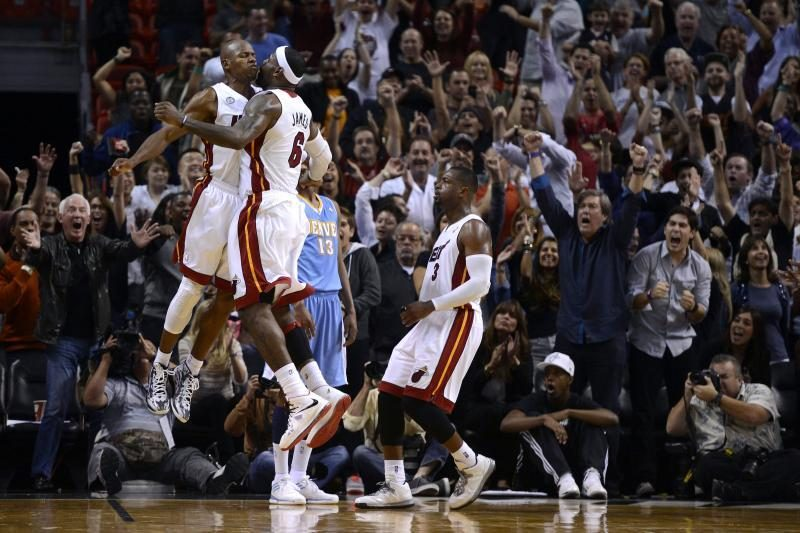NBA naktis: pergalės paskutinėmis sekundėmis (rezultatai)