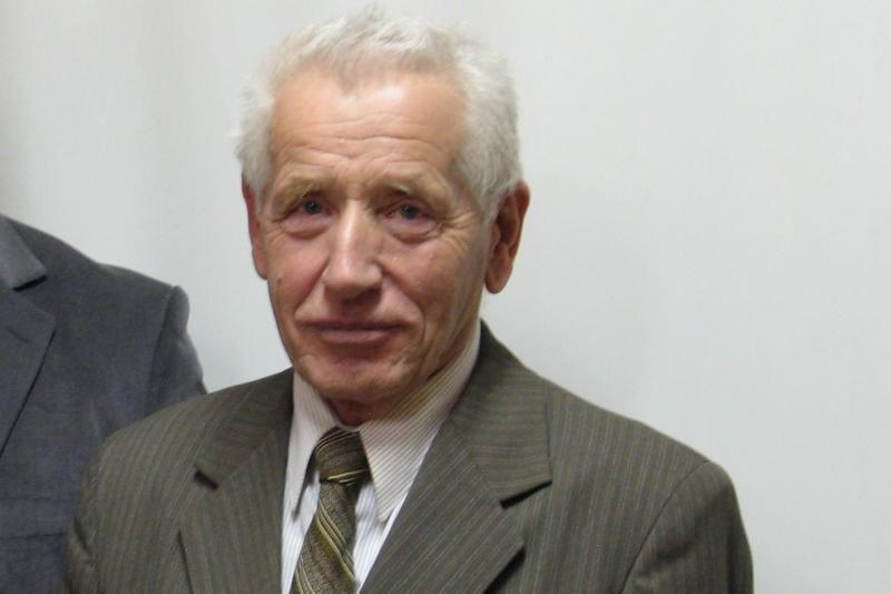 Sūnus atpažino tėvo profesoriaus V.K.Gronsko palaikus