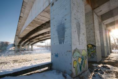 Vilniaus tiltai – apverktini