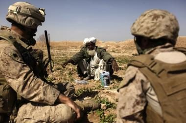 Afganistane jau žuvo 1 tūkst. JAV karių