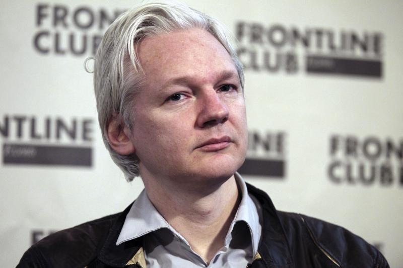 J.Assange'as nori garantijų, kad nebus išsiųstas į JAV
