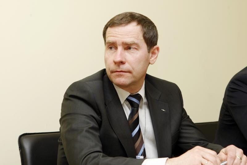 Klaipėdos liberalcentristai turi naują pirmininką