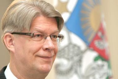 V.Zatleris apie vizitą į Rusiją: ilgai kinko, bet greitai važiuoja