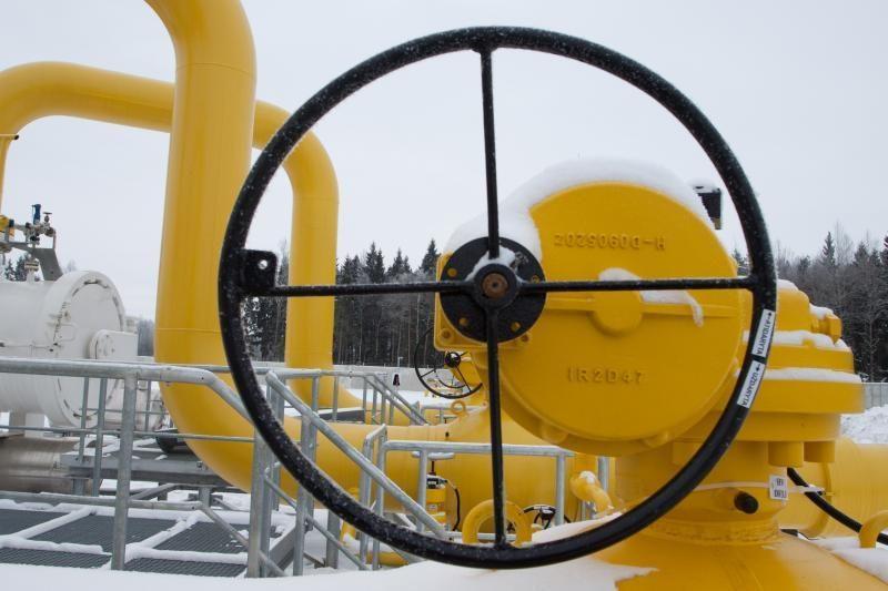 Prognozė: dujos brangs prasidėjus šildymui