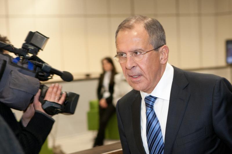 S.Lavrovas: JAV sankcijos Sirijai ir Iranui kenkia Rusijos verslui