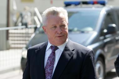 Baltarusijos ambasadorius: vizų režimo supaprastinimo klausimas