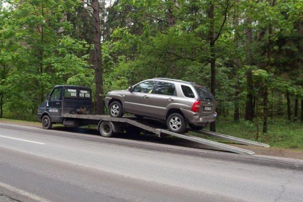 Už draudimą – nemokama pagalba kelyje