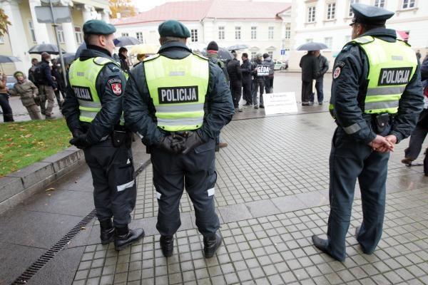Protestas prieš gėjų eitynes: mitinguoti kviečiama ne tik Vilniuje