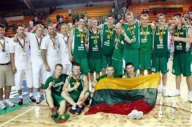 Iš krepšinio rinktinių tikimasi medalių
