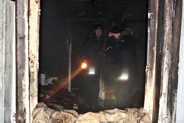 Kretingos rajone iš degančio namo evakuoti žmonės