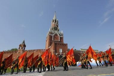 Maskvoje užfiksuota rekordiškai šilta lapkričio diena