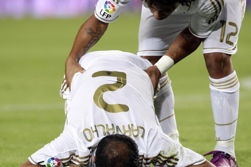 """""""Real"""" komandos gynėjas patyrė kojos traumą"""