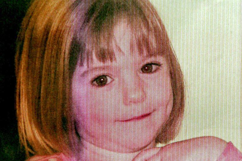 Prieš penkerius metus dingusi Madeleine McCann vis dar gali būti gyva