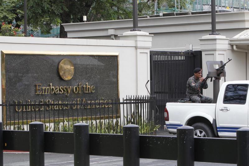 Išpuolis Libijoje buvo spontaniškas, sako JAV ambasadorė