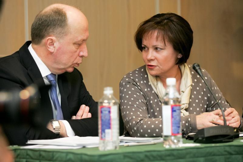 Ekspertai: opoziciją sudarančių partijų vaidmuo kol kas – antraeilis