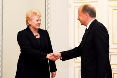 Geriausiai vertinamos prezidentė ir Seimo pirmininkė, blogiausiai - Vilniaus meras ir premjeras