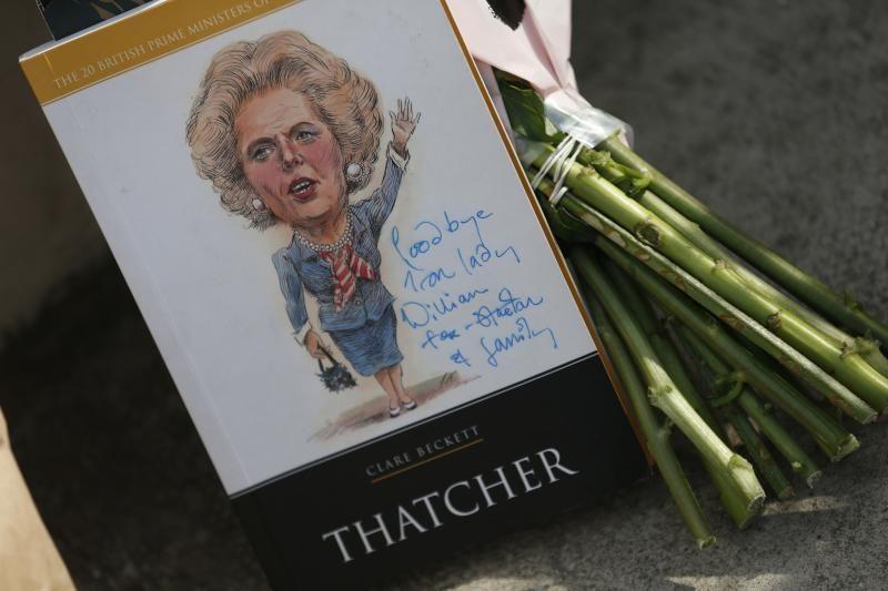 """Margaret Thatcher: """"Geležinė ledi"""", kuri pakeitė Britaniją"""