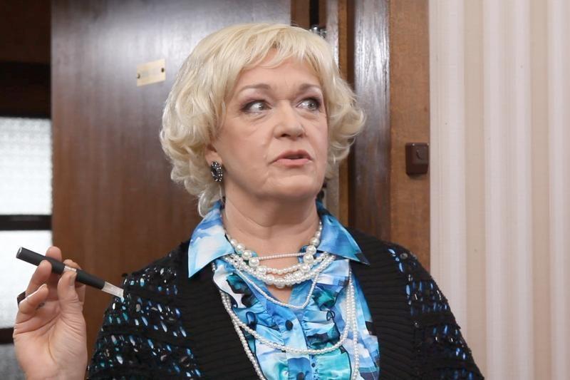 Jubiliejų švenčianti Kristina Kazlauskaitė scenos baimės neįveikė