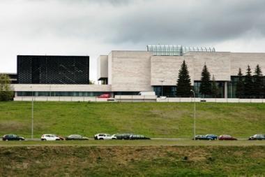 Atidaroma Nacionalinė dailės galerija Vilniuje