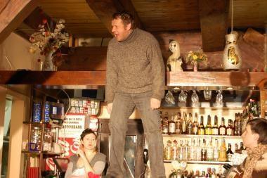 "Teatras""Rebus"" – pagal P.Širvį"