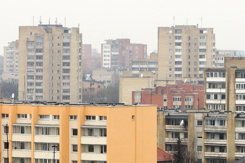 Lietuvoje socialinio būsto ilgus metus laukia 68 tūkst. asmenų