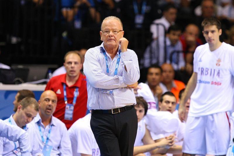 D.Ivkovičius: rungtynės buvo ypač sunkios