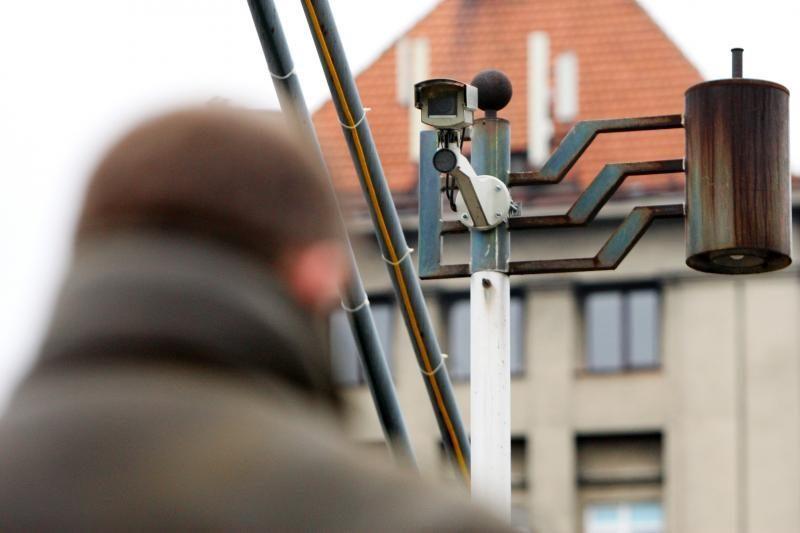 D. Ratkelis: verslininkai tik iš geros valios neišjungs vaizdo kamerų