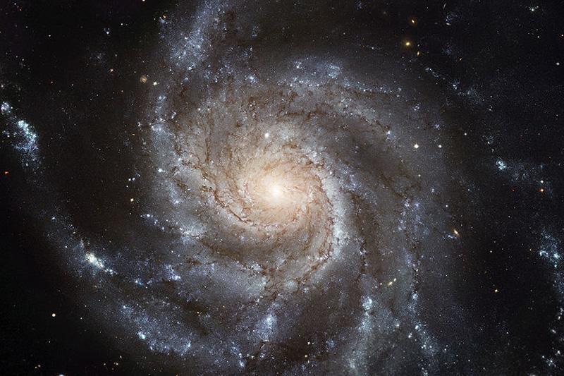 Galaktikos evoliucijos atradimas nustebino mokslininkus