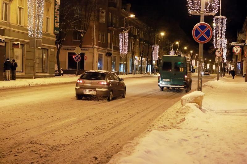 Netvarkingi mikroautobusai Klaipėdoje - išimtis?