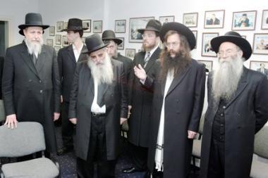Litvakai: tikrai nėra taip, kad godūs žydai prašo pinigų