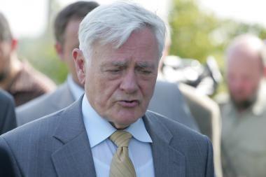 Klaipėdos universiteto garbės daktaru taps ir prezidentas