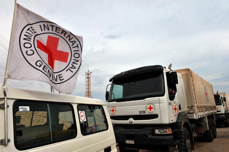 Raudonojo Kryžiaus vadovas vyksta į Siriją susitikti su B.al Assadu