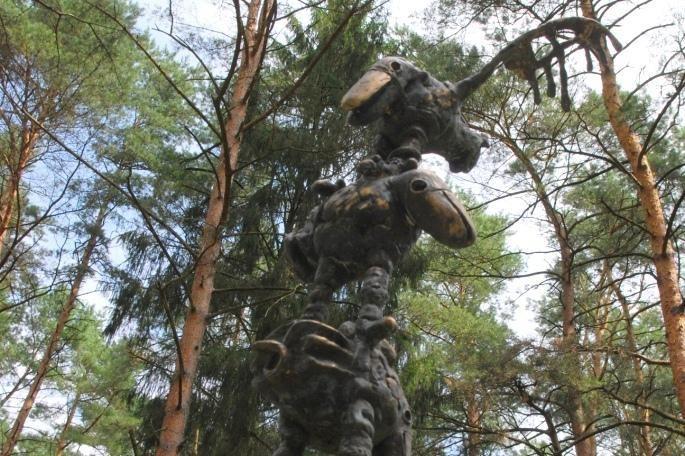 Birštono parke skulptūros pasakoja istorijas