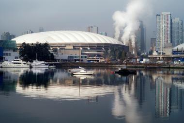 Žiemos olimpinių žaidynių atidaryme - 20 laipsnių šilumos