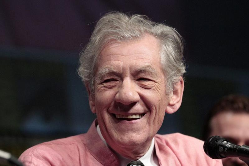 Garsus britų aktorius seras I. McKellenas serga prostatos vėžiu
