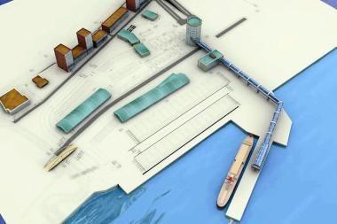 Sudaryta Keleivių terminalo statybos konkurso preliminari pasiūlymų eilė