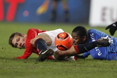 """""""PSG"""" privertė pasiduoti """"Sevilla"""" futbolininkus (visi rezultatai)"""