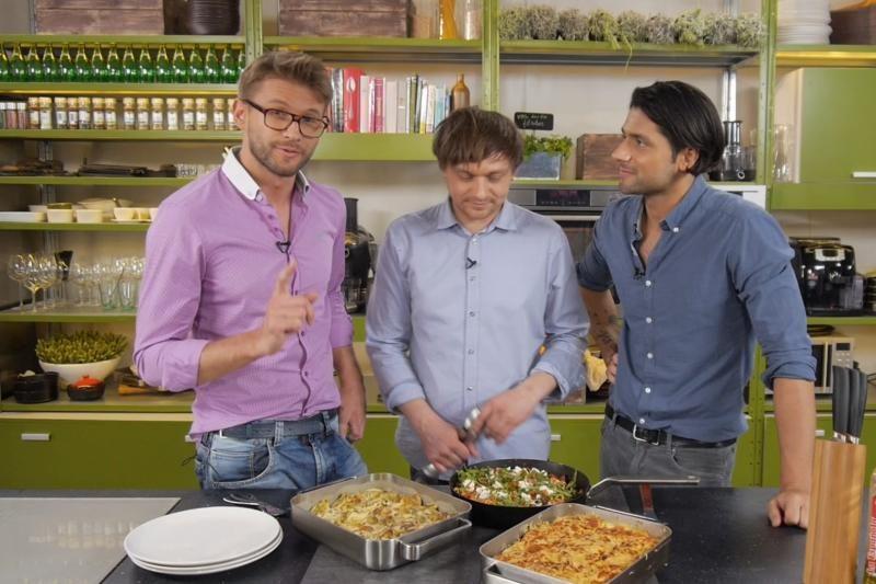 Virtuvės mitų griovėjai: kodėl makaronai sulimpa? (foto)