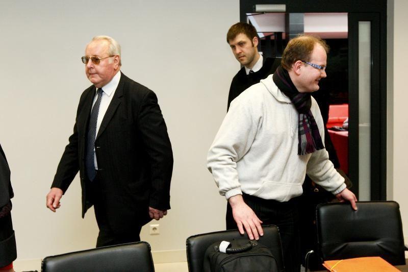 Skandalingai pagarsėjęs Vilniaus teisėjas stojo prieš Kauno teismą