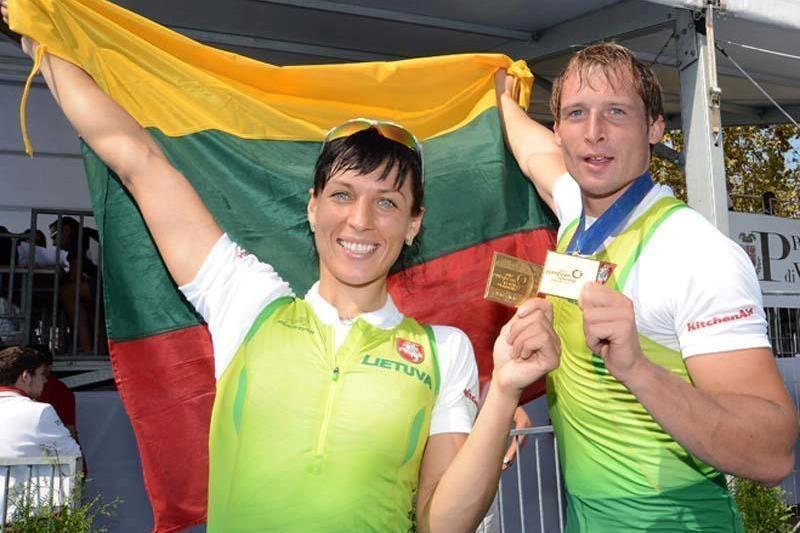"""Europos čempionė D.Vištartaitė: """"Vienai irkluoti nuobodu"""