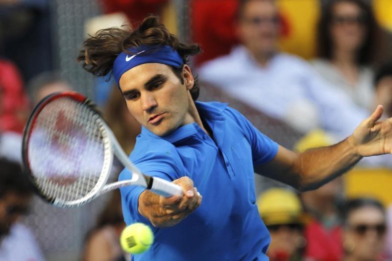 Madride sėkmė lydėjo R.Federerį ir S.Williams