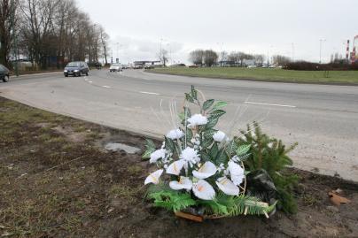 Neblaivus vairuotojas atėmė mažamečio gyvybę
