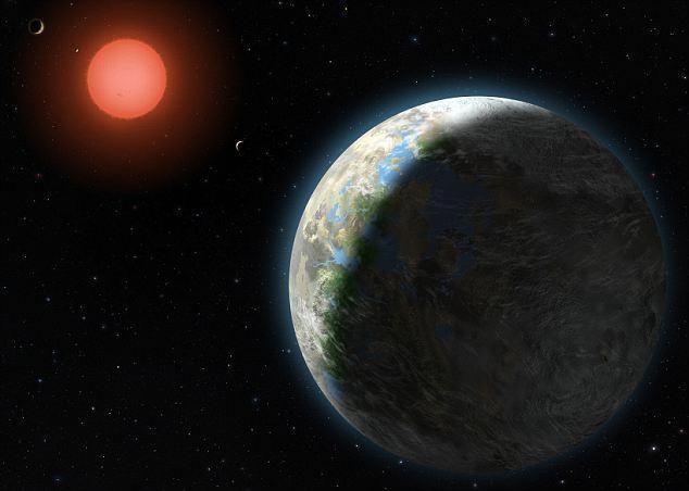 Aptikta egzoplaneta, skriejanti aplink Saulei artimiausią žvaigždę