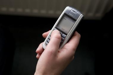 Visagine policiją galima išsikviesti SMS žinute