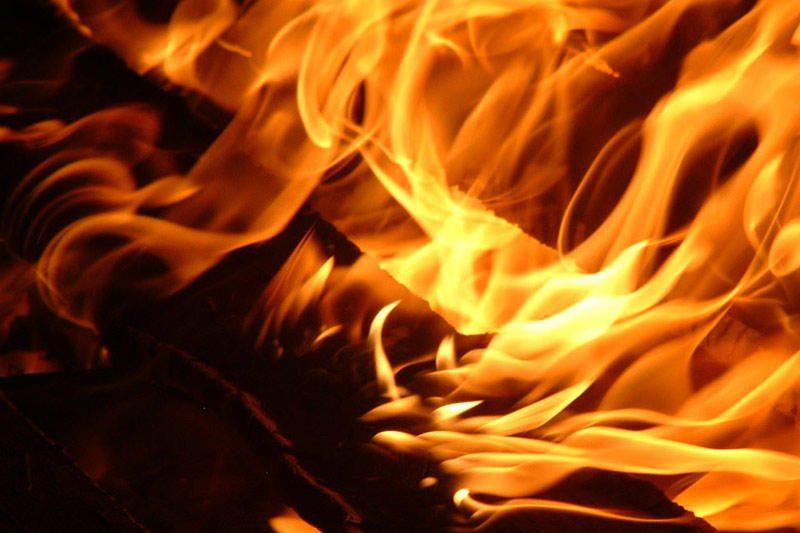 Rokiškio rajone per gaisrą žuvo 12-metė mergaitė