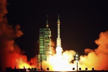 Kinija užkariauja kosmosą